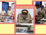 मुंबई पुलिस ने पूरी की कैंसर पीड़ित बच्चे की ख्वाहिश, एक दिन के लिए बनाया 'इंस्पेक्टर'