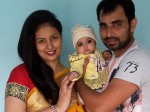 अब पत्नी पर मोहम्मद शमी का खुलासा, 'हसीन ने छुपाई पहली शादी और बेटियों की हकीकत'
