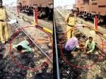 Video: ट्रेन से कटकर दो टुकड़ों में बंटा शरीर, कटा हुआ धड़ का हिस्सा उठकर बोला- 'मैं मालीवाड़ा का संजू हूं'