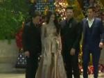 आकाश-श्लोका की प्री-एंगेजमेंट पार्टी, शाहरूख, करण समेत पहुंचे बॉलीवुड सितारे