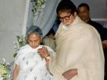 अमिताभ बच्चन की सेहत पर बोलीं जया बच्चन, 'अब ठीक हैं अमित जी'