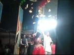 बुलंदशहर: सांस्कृतिक मेले में अश्लील डांस पर उड़े नोट, देखती रही पुलिस