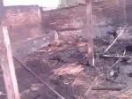 मेरठ में बिजली का कहर, 11000 का करंट दौड़ने से कई घरों में लगी आग, 1 की मौत