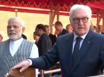 राष्ट्रपति भवन में हुआ जर्मनी के राष्ट्रपति फ्रैंक वॉल्टर का स्वागत, बताया क्यों बार-बार आना चाहते हैं भारत