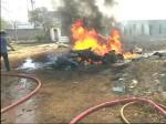 पोरबंदर में नेवी का RPA एयरक्राफ्ट क्रैश, दुर्घटना के लिए इंजन फेल्योर जिम्मेदार