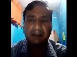 पत्नी की दबंगई और अवैध संबंध से तंग आकर पति ने खुदकुशी से पहले बनाया VIDEO