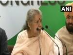 इराक में मारे गए भारतीयों के मामले में सरकार ने झूठ बोला, सुषमा स्वराज मांगें माफी: कांग्रेस