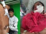 मथुरा: डायल 100 ने दम्पति समेत दो बच्चों को मारी टक्कर, सभी की हालत नाजुक