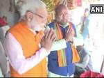 ये हैं पीएम मोदी और अमित शाह के हमशक्ल जो गोरखपुर चुनाव में संभाल रहे हैं प्रचार की कमान