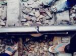 प्रतापगढ़ में दुर्घटनाग्रस्त होने से बची इंटरसिटी एक्सप्रेस, लाल गमछा दिखाकर रोकी ट्रेन