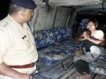 मेरठ: गोकशी की सूचना पर छापेमारी के दौरान पुलिस पर फायरिंग, एक बदमाश घायल