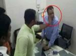 हरदोई थप्पड़ कांड: भाजपा नेता की गिरफ्तारी की मांग को लेकर डॉक्टरों ने किया हड़ताल