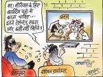टीवी पर बहस कर रहे नेताओं को फिल्म स्टूडियो से आया बुलावा!