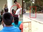 VIDEO: गोरखपुर में पति बना हैवान, सरेआम पत्नी की पिटाई