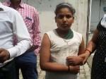 मुरादाबाद: छात्रा को टीचर ने बेरहमी से पीटा, सीढ़ी से दिया धक्का