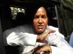 VIDEO: अंबेडकर की बजाय योगी की मंत्री ने की श्री राम की तारीफ, दलितों ने मंच से भगाया