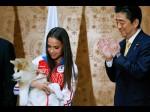 गोल्ड मेडल जीतने वाली खिलाड़ी को जापानी पीएम ने दिया एक जिंदा तोहफा