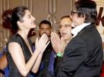 अमिताभ बच्चन ने अनुष्का शर्मा को भेजी जन्मदिन की बधाई, एक्ट्रेस ने नहीं दिया जवाब तो ट्विटर पर पूछा