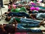 राजस्थान के सिरोही में  जहरीला खाना खाने से 40 से अधिक बीमार