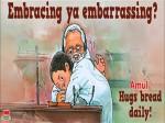 No Confidence Motion: पीएम मोदी के गले लगे राहुल तो अमूल ने बनाया कार्टून