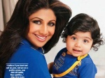 Shilpa Shetty and Raj Kundra's son Viaan turns one