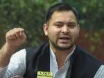 तेजस्वी यादव ने राज्यपाल को लिखा पत्र, राज्य सरकार को बर्खास्त करने की मांग