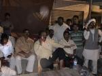 गाजीपुर में EVM बदले जाने का आरोप, स्ट्रॉन्ग रूम के बाहर धरने पर बैठे BSP के अफजाल अंसारी