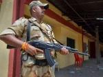 अरुणाचल प्रदेश में ईवीएम लेकर भागे 500 नकाबपोश, चुनाव अधिकारियों पर की फायरिंग