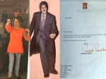 अमिताभ बच्चन लिखते हैं गुजरात की दिव्यांग वंदना कटारिया को चिट्ठी, पैरों से चलाती है अपनी दुकान