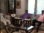 कर्नाटक में फिर गहराया सरकार पर संकट, दो कांग्रेस विधायकों ने बीजेपी नेताओं से की मुलाकात