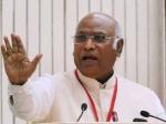 कांग्रेस के वरिष्ठ नेता मल्लिकार्जुन खड़गे ने कहा, तीसरे मोर्चे का सवाल ही नहीं