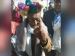 स्वतंत्र भारत के पहले मतदाता श्याम शरण नेगी, 102 साल की उम्र में 17वीं बार किया मतदान