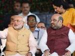 नतीजों से पहले बैठकों का दौर, शाह ने एनडीए सहयोगियों को डिनर पर बुलाया