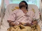 अस्पताल में भर्ती भर्ती एक्टर अंश अरोड़ा, गाजियाबाद पुलिस पर बेरहमी से पीटने का आरोप