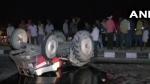 यूपी के सीतापुर में दर्दनाक सड़क हादसा,  6 की मौत, 7 घायल