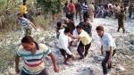 झारखंड: गढ़वा में खाई में गिरी बस, 6 लोगों की मौत, 39 घायल