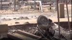 राजस्थान: क्रूड ऑयल गर्म करने की पानी की पाइप लाइन फटी, 30 फीट गहरे गड्डे में समाया मिनी ट्रक