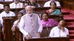राज्यसभा में बोले पीएम मोदी- क्या रायबरेली और वायनाड में हिंदुस्तान हार गया