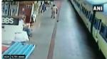 Video: देखिए कैसे आरपीएफ जवान की सूझबूझ ने यात्री की जान बचाई