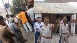 भाजपा विधायक के बेटे-भतीजे की दबंगई, थानेदार को दी जान से मारने की धमकी