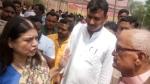 मेनका गांधी से मिले सपा विधायक, जीत की दिया बधाई देते हुए कहा- अब होगा समुचित विकास