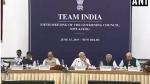 नीति आयोग की बैठक: पीएम मोदी बोले-2024 तक भारत को 5 ट्रिलियन इकॉनोमी बनाने का लक्ष्य