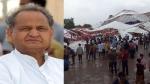 बाड़मेर पंडाल हादसा: 14 मौतों के बाद जागी राजस्थान सरकार, लिया बड़ा फैसला