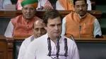 संसद में शपथ के दौरान राहुल गांधी से हुई ये भूल, राजनाथ सिंह ने दिलाई याद