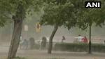 गर्मी से उबल रही दिल्ली को मिली राहत, कई स्थानों हुई हल्की बारिश, देखें Pics
