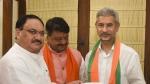 विदेश मंत्री एस. जयशंकर बीजेपी में हुए शामिल, पीएम मोदी के हैं बेहद करीबी