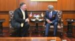 अमेरिकी विदेश मंत्री माइक पोंपेयो ने एस-400 डील और ईरान पर दिया गोलमोल जवाब