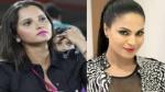 नहीं काम आई सानिया मिर्जा की चालाकी, ट्वीट डिलीट करने पर पाकिस्तानी एक्ट्रेस वीना मलिक ने लगाई लताड़