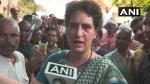 सोनभद्र हत्याकांड: पत्रकारों से बोलीं प्रियंका- प्रशासन पर दबाव बनाओ, मेरे पीछे क्यों पड़े हो