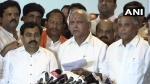 कर्नाटक: BJP की बैठक आज, येदियुरप्पा को चुना जाएगा विधायक दल का नेता